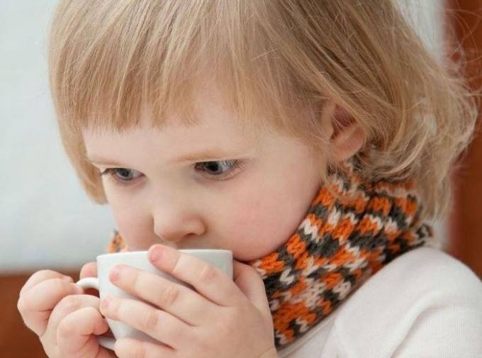 Как лечить детскую простуду