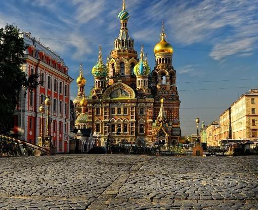 Храм Спа́са-на-Крови́ в Санкт-Петербурге