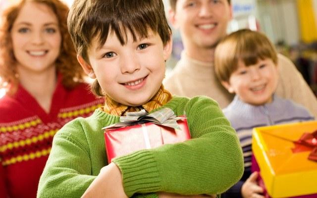 Что подарить мальчику 5 лет на день рождения