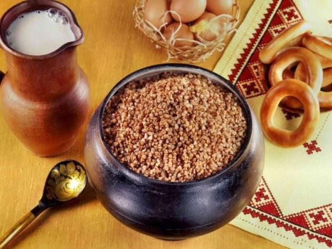 Гречневая каша - бюджетное, полезное и вкусное блюдо