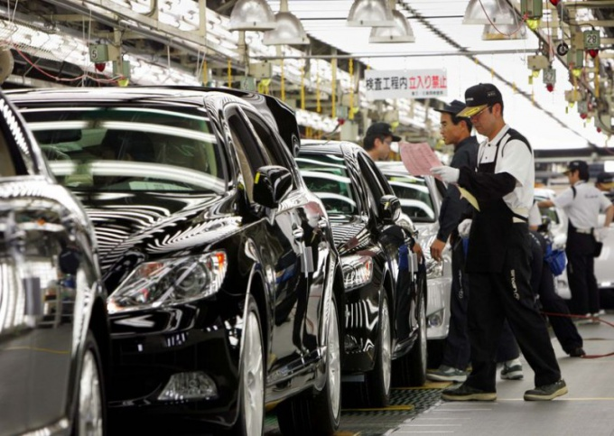 Какие марки автомобилей производятся в Японии