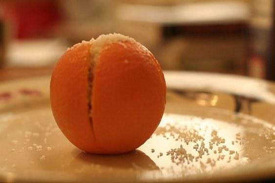 Как готовить соленые апельсины