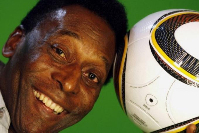 Пеле - легенда футбола