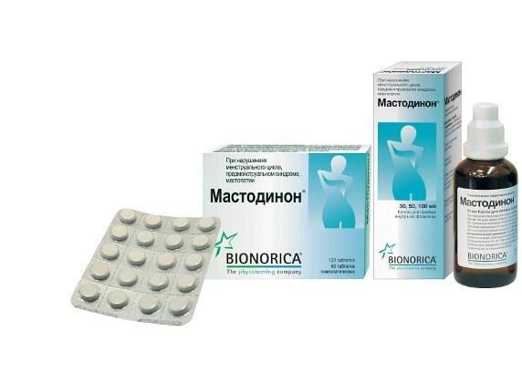 «Мастодинон»: инструкция по применению