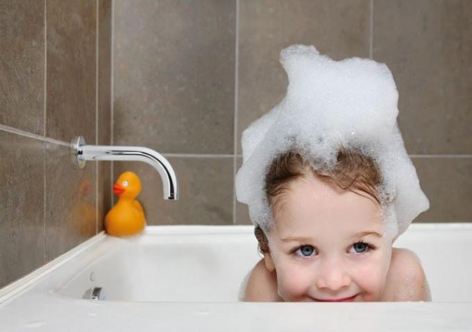 Как выбрать детский шампунь