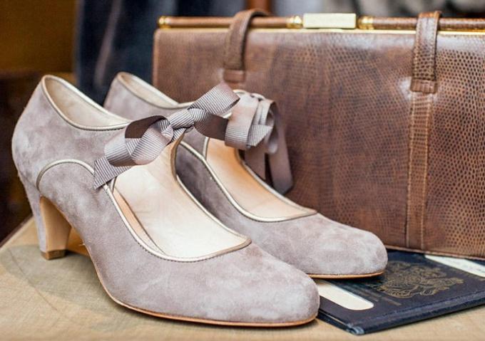 Женские туфли Мэри Джейн