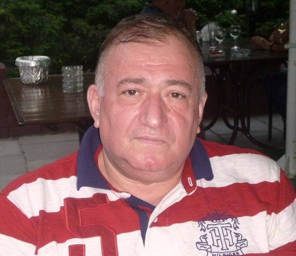 Шавар Карапетян почетный факелоноцес  Олимипиады в Сочи