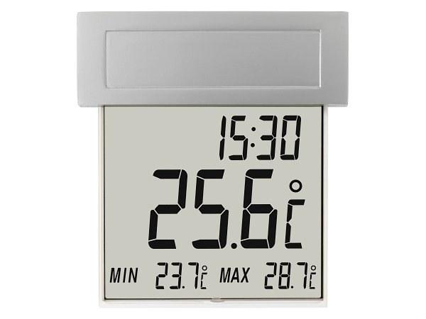 Как выбрать уличный термометр для пластиковых окон