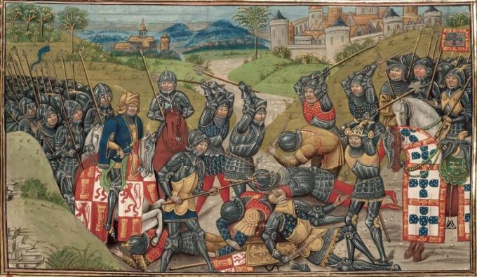 Что изучает история средних веков
