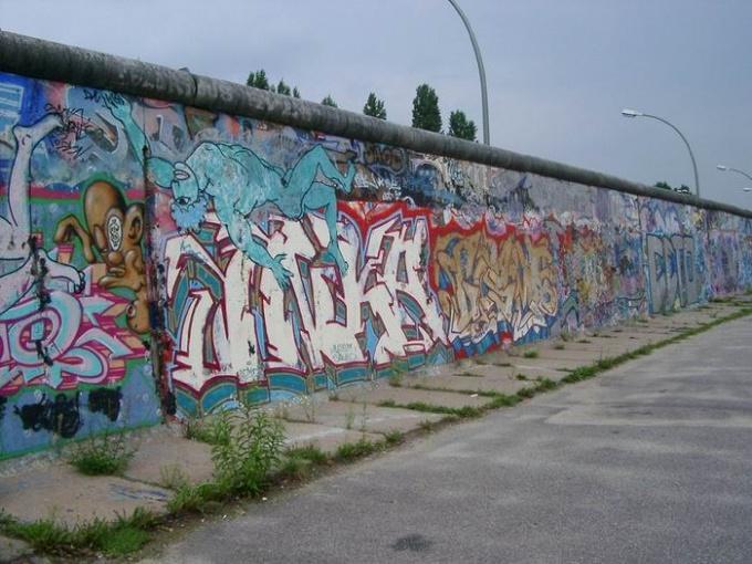 Что такое берлинская стена