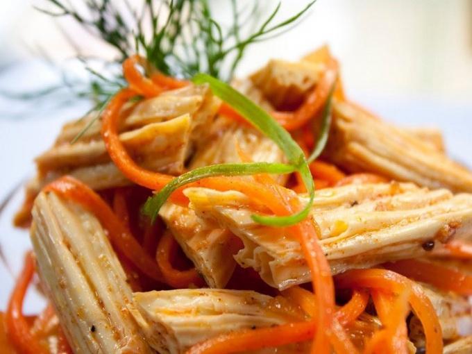 How useful soy asparagus