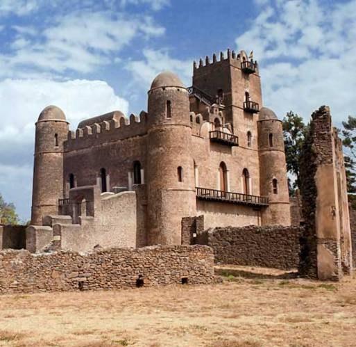 Чем знаменита древняя столица Эфиопии