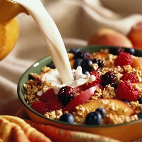 Чем полезны мюсли на завтрак