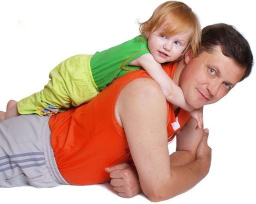 Каковая роль отца при воспитании сына — отец для сына