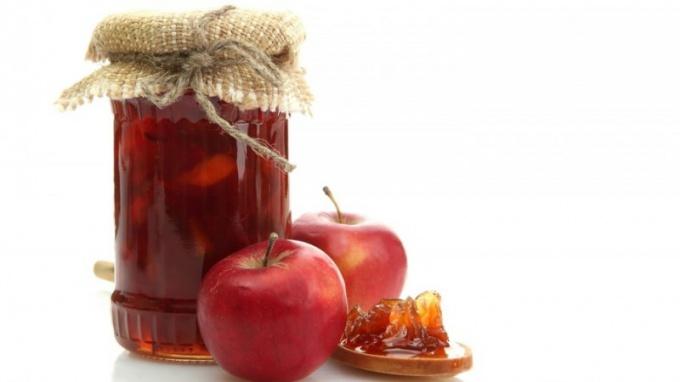 Какие яблоки лучше брать для варенья
