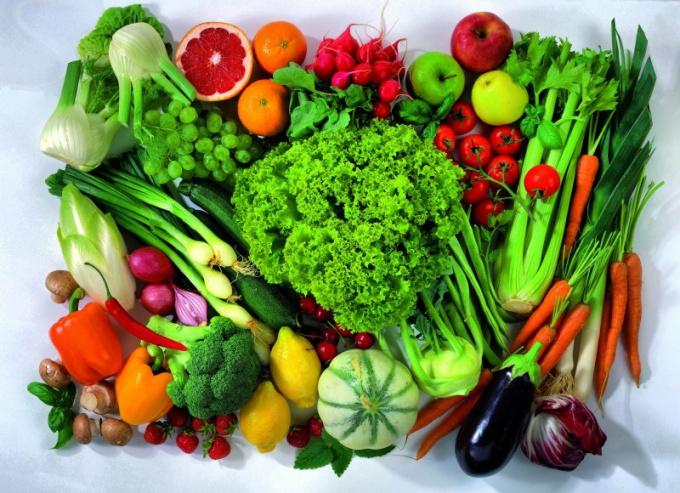 Что едят вегетарианцы