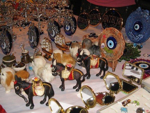 Сувениры из разных стран