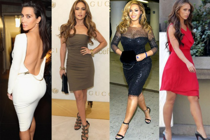 What models of skirts and dresses are suitable for wide thighs