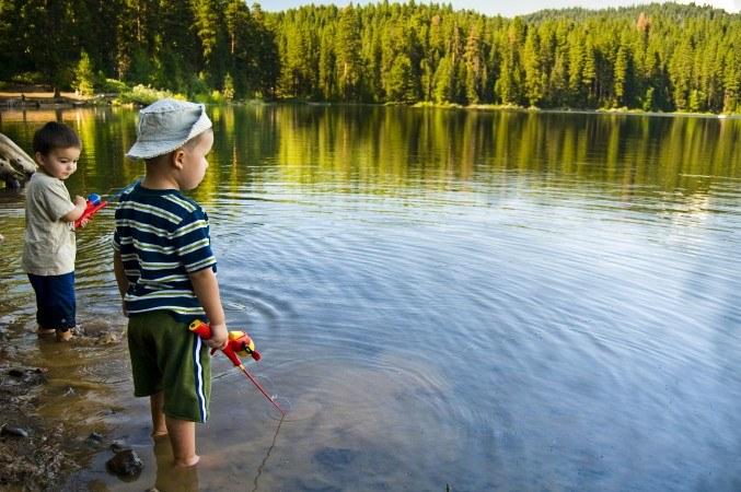Что подарить рыболову