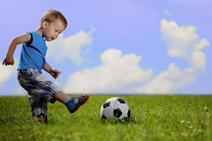 Какой профессиональный спорт выбрать для ребенка