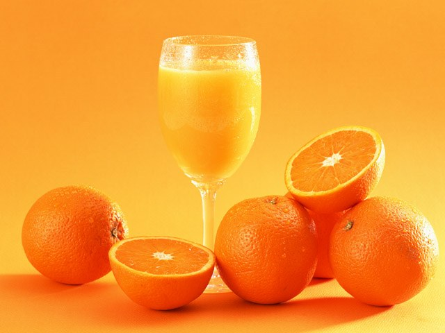 Home how to make orange juice