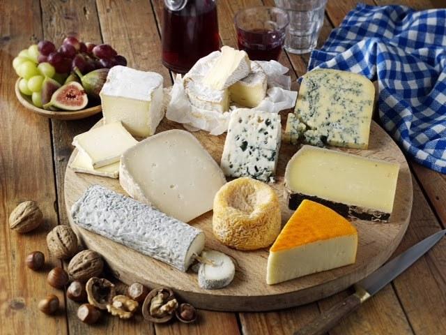 Правила сервировки сырной доски