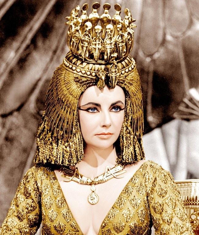 Клеопатра: кто воплощал этот образ в кино