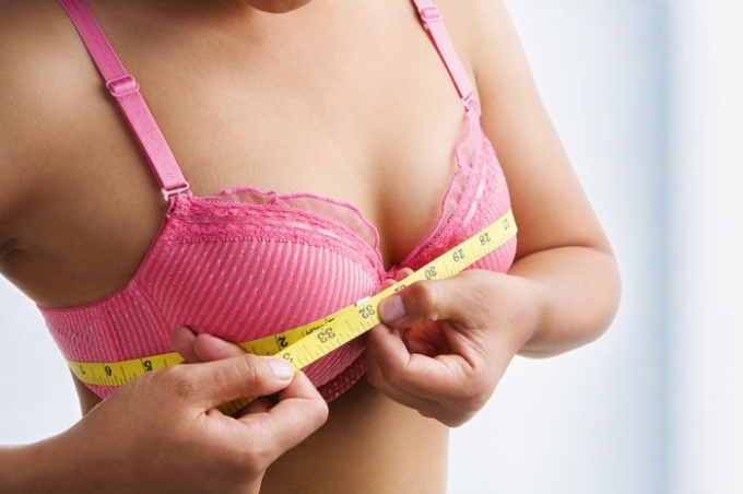 Foods that increase breast