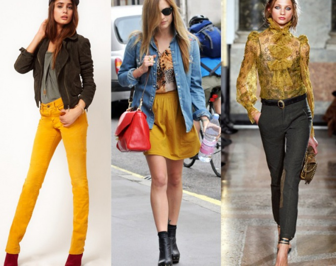 What color matches the color of mustard