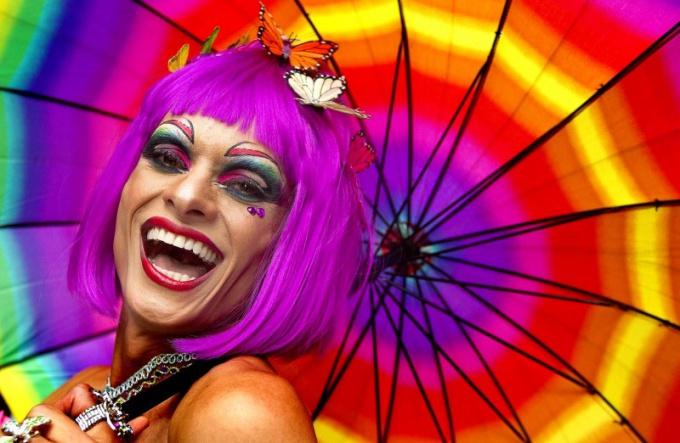 Новое явление в женской среде: гей в роли лучшей подруги — женский журнал моя подруга гей
