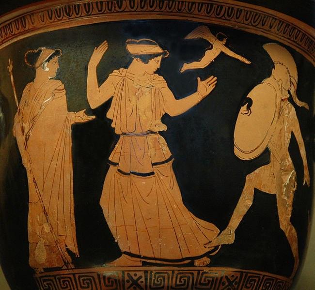 Какие боги входили в пантеон греческих богов