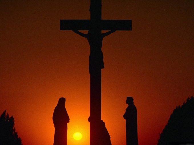 Как распяли Иисуса Христа