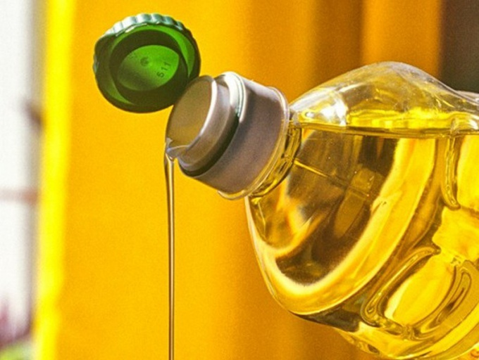 Why drink vegetable oil