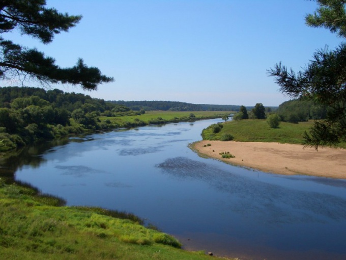 Где находится самая чистая река в мире