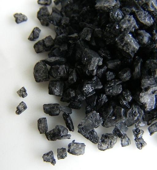 Полезные свойства черной соли