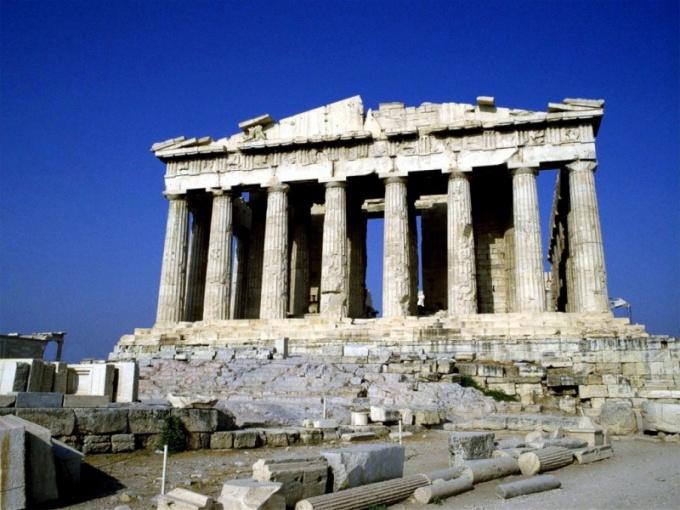 Какая погода в Греции в феврале