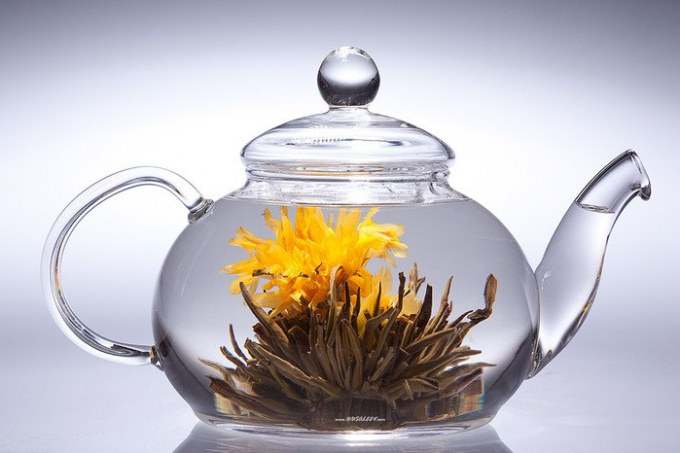 Что такое распускающийся чай