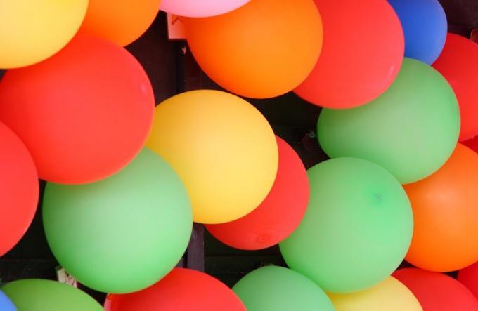 праздничные шары