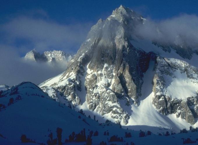 Какие горы самые красивые