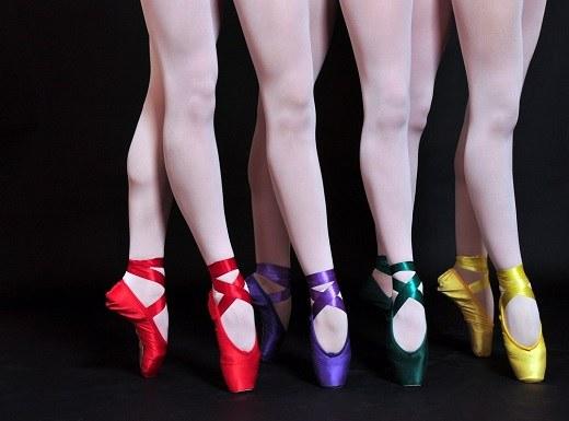 Как называются тапочки балерины