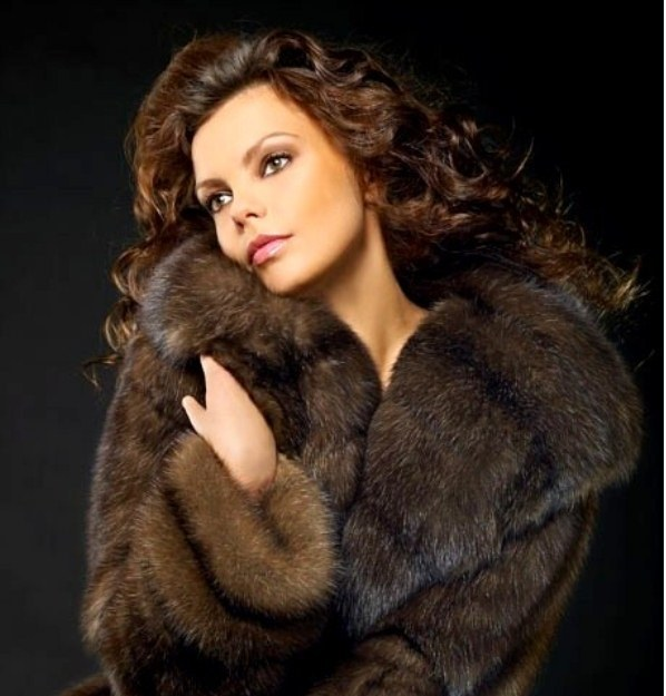 The coat of a fur is the most expensive