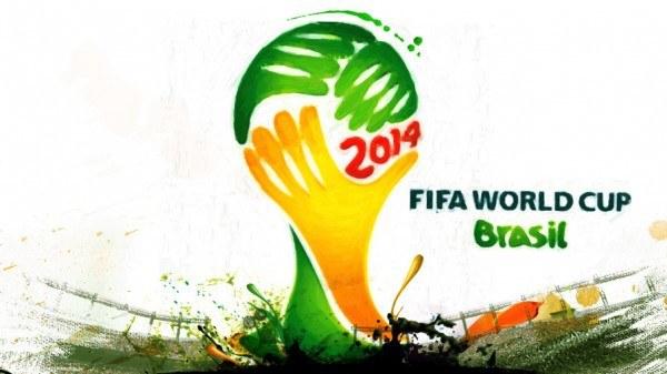 Эмблема чемпионата мира по футболу в Бразилии
