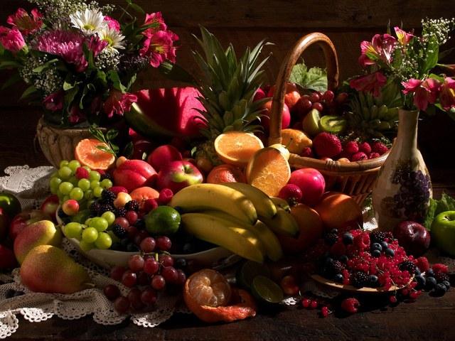 Какие фрукты самые калорийные