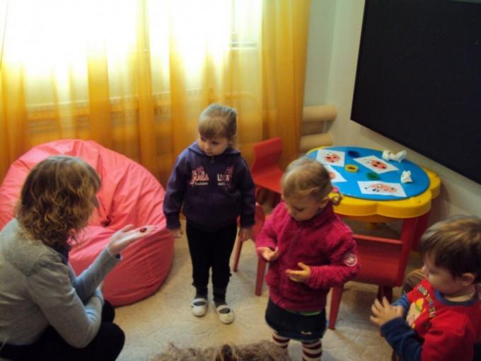 Занятие психолога с детьми - это всегда игра