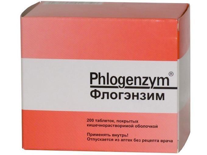 Препарат «Флогэнзим»