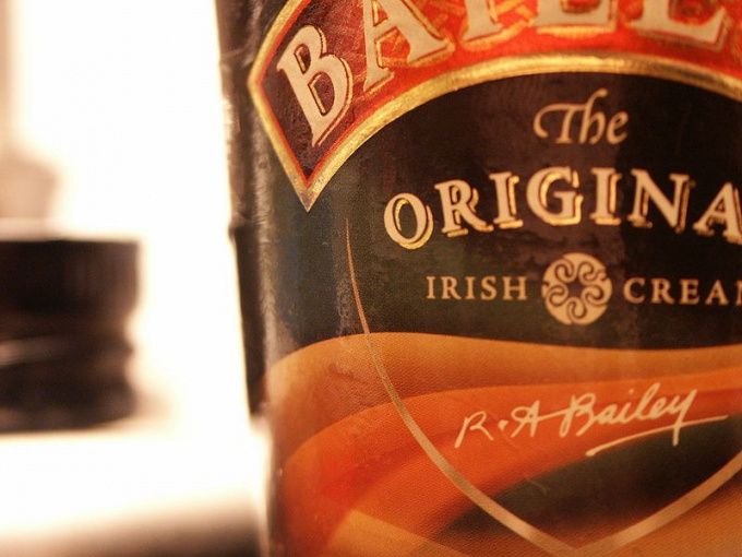What part of Baileys