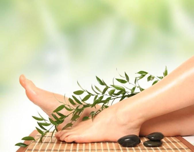 Как сделать самодельный скраб для ног