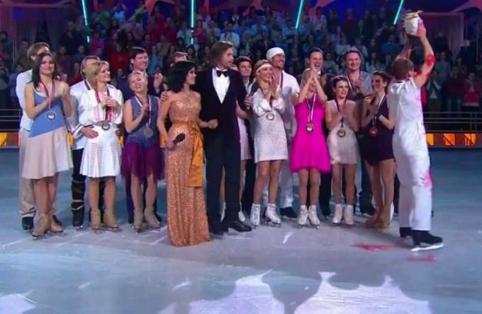 Кто участвует в новом сезоне шоу «Ледниковый период»