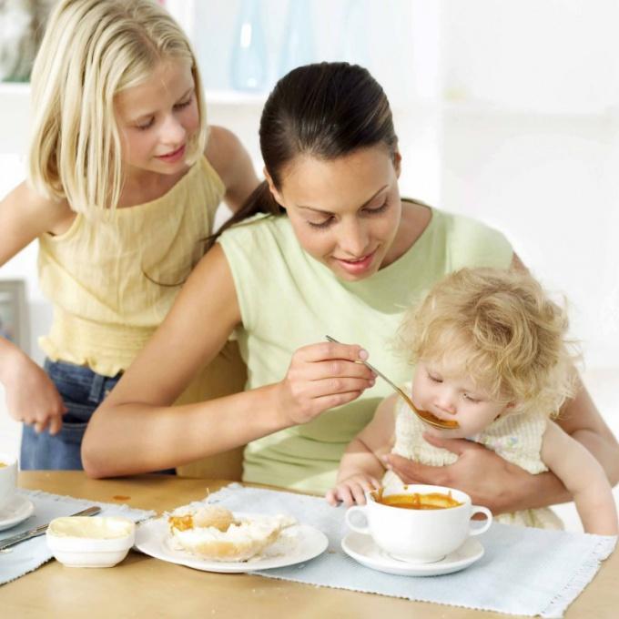 Что вкусного приготовить годовалому ребенку