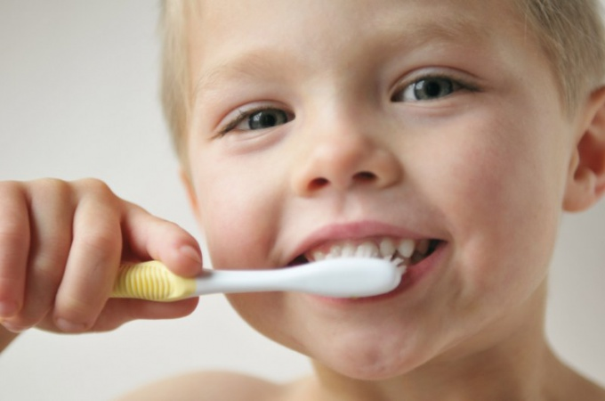 Why do children milk teeth are destroyed